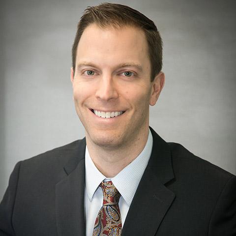 Dr. Aaron McCann - Chief Dental Officer (CDO)