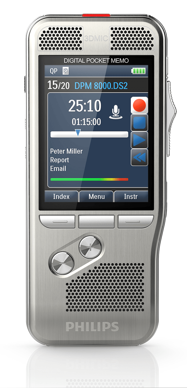 Philips DPM-8000 Digital Pocket Meme