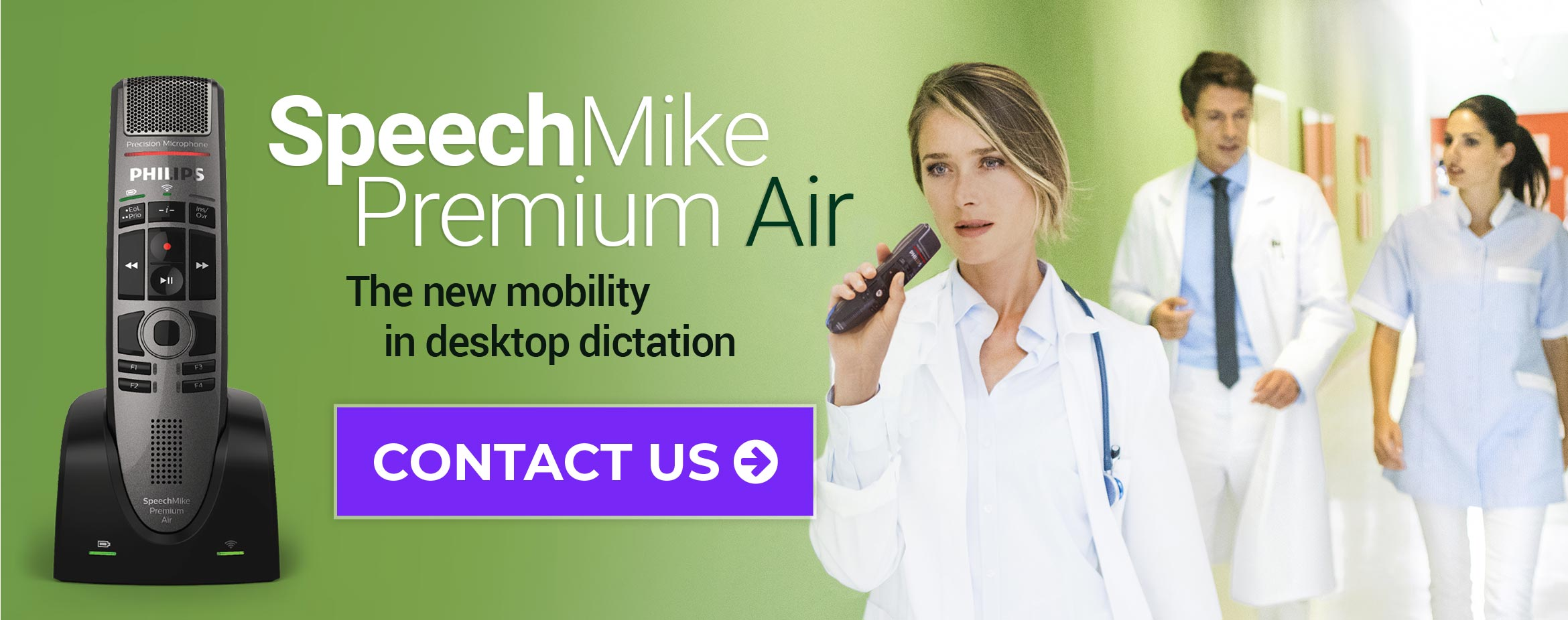 SpeechMike Premium Air